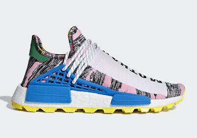 ADIDAS X BBC x Pharrell Williams HU NMD 44 23 *NEU