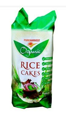 Pure Harvest Rice Cakes, 150g