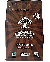 Sacred Grounds Coffee Blend Plunger, 250g