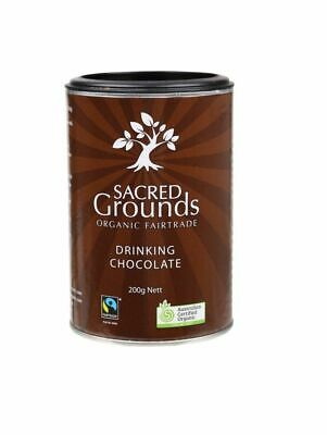 Sacred Grounds Drinking Chocolate, 200g