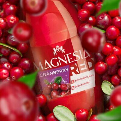 Magnesia Mineral Water Red Currant 1.5L
