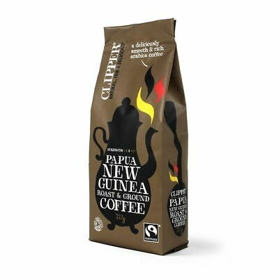 Clipper Coffee PNG Ground, 227g