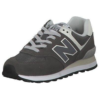 official photos c896b 5cdb9 New-Balance-Wl574-Femmes-Baskets-Sneakers-658621-50-122-Gris.jpg