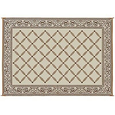 Clearance Outdoor Patio Rug 9 X 12 Rv Camping Picnic Mat 300