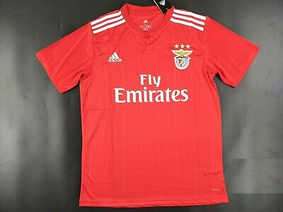 New Benfica Home Soccer Jersey 2018 / 2019 Men Adults