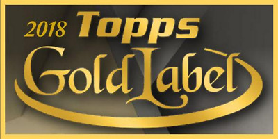 2018 TOPPS GOLD LABEL Full 16 Box Case Break CHOOSE YOUR TEAM Jabs Family Break
