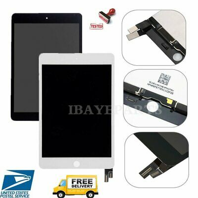 For iPad mini 4 A1538 A1550 LCD Display Touch Screen Digitizer Replacement USA