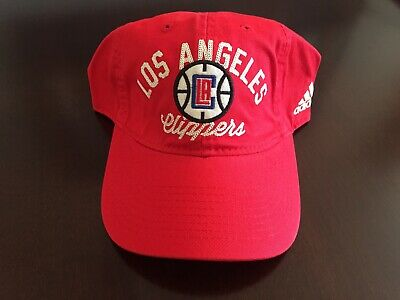 7da51f5b6fa New Los Angeles Clippers LA Adjustable Basketball NBA Hat Cap One Size Fits  All