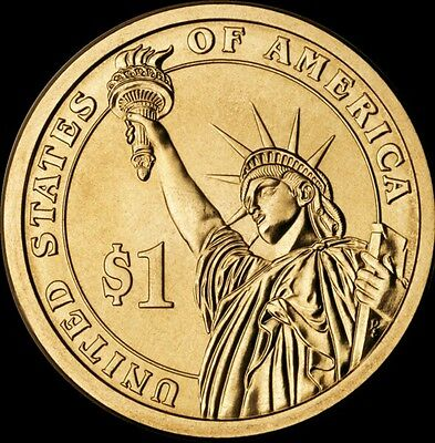 One Us Dollar Coin - Beautiful Coin