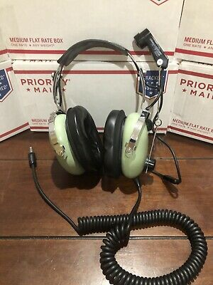David Clark H10-36 Helicopter Headset (159) Used