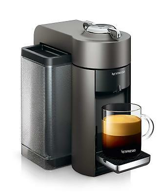 Nespresso ENV135T Vertuo Evoluo Coffee Espresso Cappuccino Maker by Delonghi