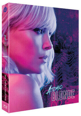 Atomic Blonde ( 4K UHD + Blu-ray ) The Blu Collection / Region ALL