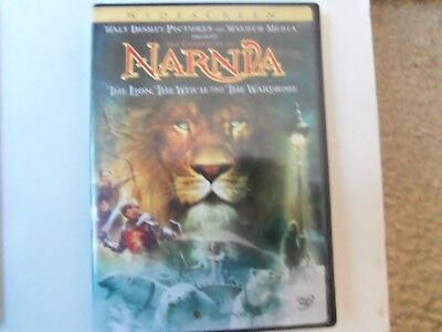 DVD The Chronicles of Narnia, The Lion, The Witch, & The Wardrobe-Widescreen