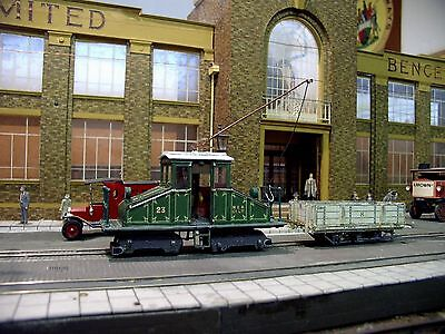 OO  NG Isle of Man IMR & Manx Electric Railway MER Loco and Wagon Card Kits 00
