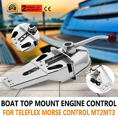 Marine Boat Engine Control Sameday Shipping Top Mount Universal Controller