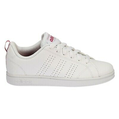 huge selection of f1d74 ef3cf Baskets ADIDAS VS ADVANTAGE CL K BLANC Chaussures Pour Femmes Basses BB9976