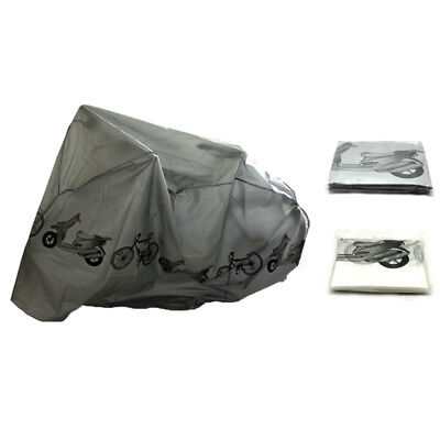 Waterproof Bike Bicycle Cycling Rain Cover Dust Garage Outdoor Scooter Protector