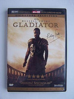 Gladiator Signature Selection (Two-Disc Collector's Edition) DVD Russell Crowe