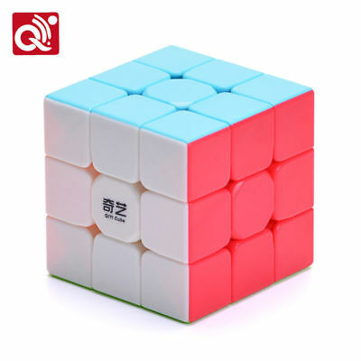 QIYI 3x3x3 Speed Magic Cube Pro Ultra-smooth Twist Puzzle Game Toys Boys Gifts