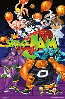 Space Jam- POSTER - 22x34 - rp15051