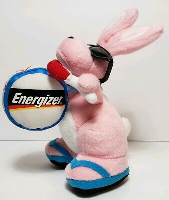 d245d2950d7 TY Energizer Bunny Beanie Baby Stuffed Animal - Walgreens Exclusive -  RETIRED