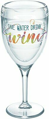 Tervis 1246081 The Best Wines are the Ones we Drink with Friends Tumbler with Wr
