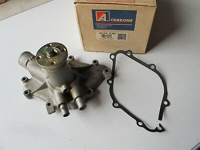 Nos Cardone REMAN Motor Wasserpumpe Fit Ford Mercury Lincoln V6 3.8L (58-229)