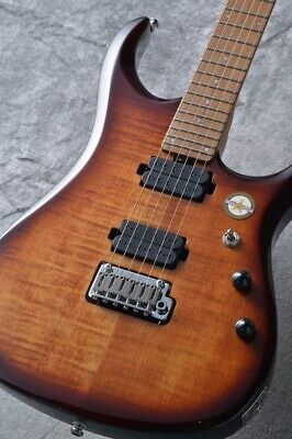 Sterling: Electric Guitar JP150FM Island Burst NEW OTHER