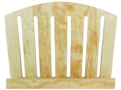 Sierra Pacific Crafts Spccal134  Spc Cookbook Holder Stand Natural