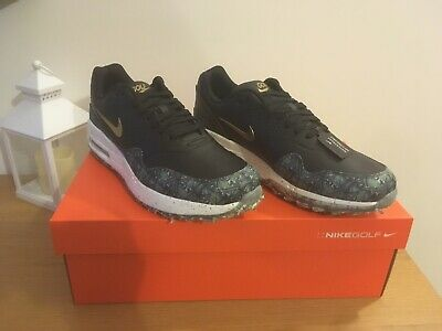 be9254b058e NIKE AIR MAX 1G NRG limited Edition Golf Shoe - Size  UK 8 - EUR 139 ...
