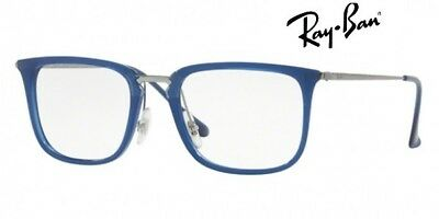 938f164408e RAY BAN RB 7141 5752 52 mm occhiale da vista NEW - EUR 130
