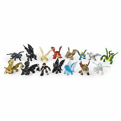Spin Master Dreamworks Dragons How To Train Your Dragon Mystery Mini Figures