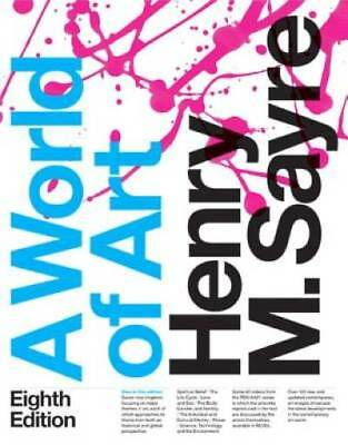 A World of Art (8th Edition) by Sayre, Henry M.