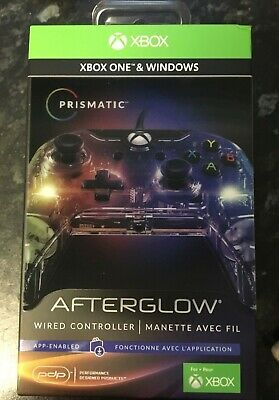 PDP Afterglow Prismatic Xbox One Controller