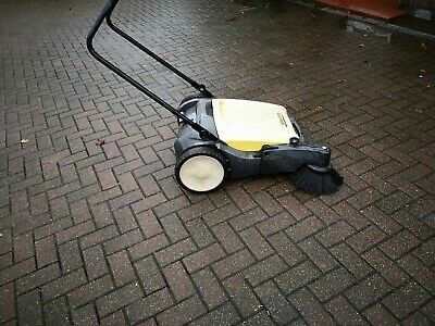 Karcher Sweeper (Carparks & Paths)In good working order,