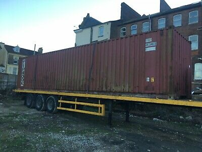 shipping container 40 x 8