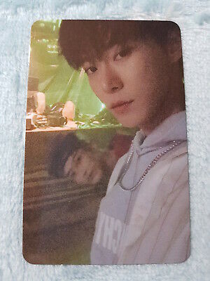 35)NCT 2018 1st Album EMPATHY Doyoung Type-A Photo Card Official K-POP(31