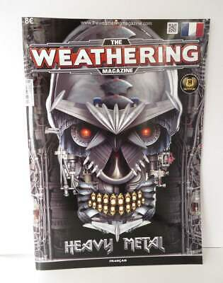 Ammo Mig - The Weathering Magazine: Heavy Metal French Francais version
