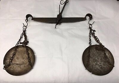 Antique Portable Hanging Balance Scale