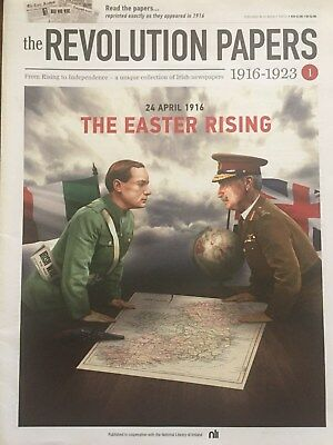 The Revolution Papaers 1916-1923 Issue 1 *the Easter Rising* 24 April 1916