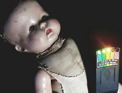 (High EMF Reading) Antique Haunted Doll (Early 1900s) with Active Neutral Spirit