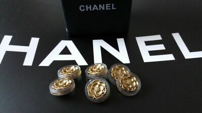 Chanel Buttons Set Of 6 size 18 mm