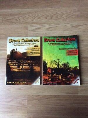 Storm Collectors Thunderstorm Books Issues 1 & 2