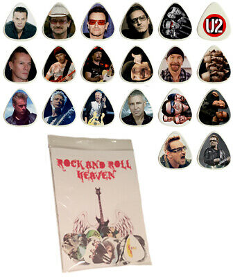 U2 Guitar Picks - Bag of 20