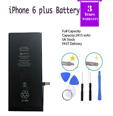 Genuine Gmz Replacement Battery For iPhone 6 plus 2915mAH Full Capacity + Tools