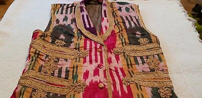 Antique Islamic Vest Middle Eastern