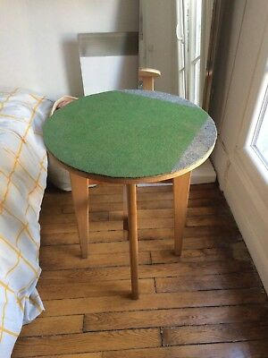 Table Vintage Pied Tripode