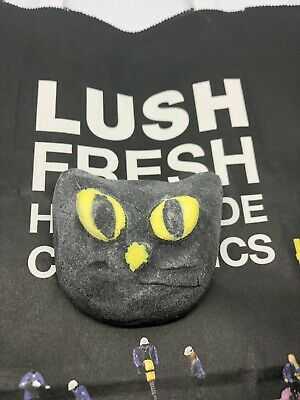 Lush Bewitched Bubble Bar. No Longer Available In Stores. Black Cat RARE