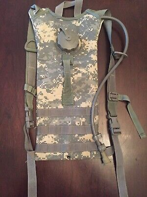 US Army Issue ACU Camelbak UCP Hydration Carrier System Molle II
