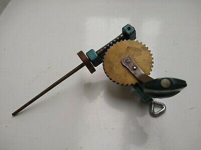 Vintage Swedish Bobbin Winder.